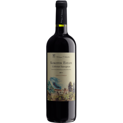 Kokotos Estate Cabernet Sauvignon 2012