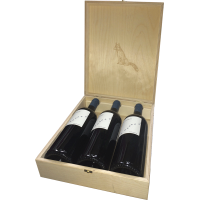 Mple Alepou (Blue Fox) 2015 - 3 bottle case