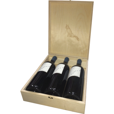 Kir Yianni Mple Alepou (Blue Fox) 2017 - 3 bottle case