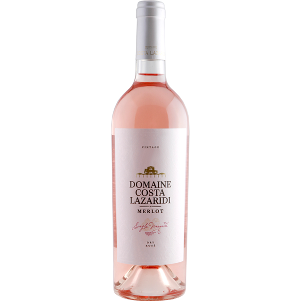 Costa Lazaridi Merlot Rosé 2020
