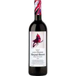 Magic Mountain Red 2011