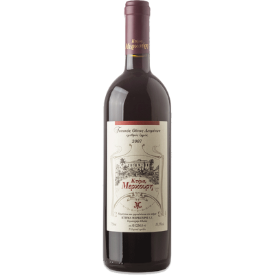 Estate Merkouri Red 2016
