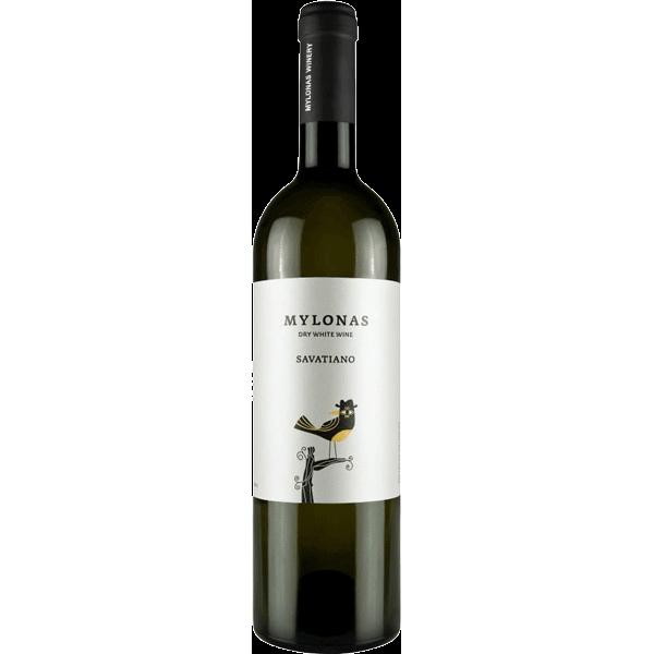 Mylonas Naked Truth Savatiano 2018 | Strictly Wine