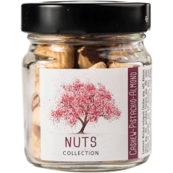 Nuts Collection - Cashew-Pistachio-Almond