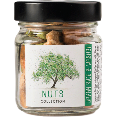 Nuts Collection - Japan Rice & Wasabi