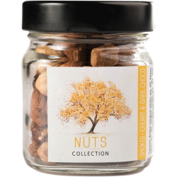 Nuts Collection - Smoked with Cherry  & Dark Choco