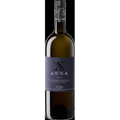 Deka (Ten) White 2012