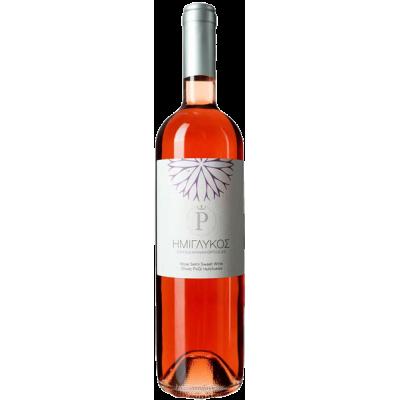 Papagiannakopoulos Ypsilon Agiorgitiko Rosé 2019