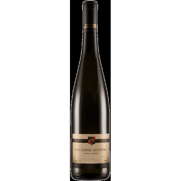 Παπαργυρίου Blanc Μοσχούδι-Ασύρτικο 2020 Wild Ferment