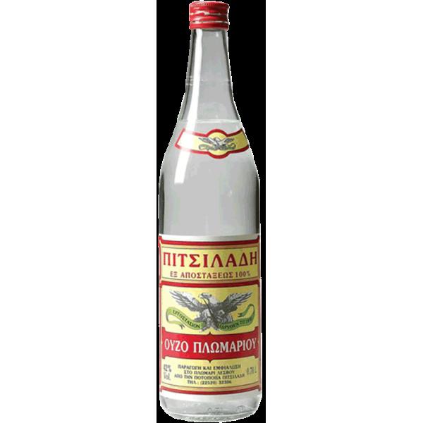 Ouzo Plomari Pitsiladi