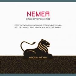 Raptis Nemea 2010-2012