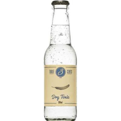 Three Cents Dry Tonic