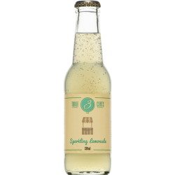 Three Cents Sparkling Lemonade