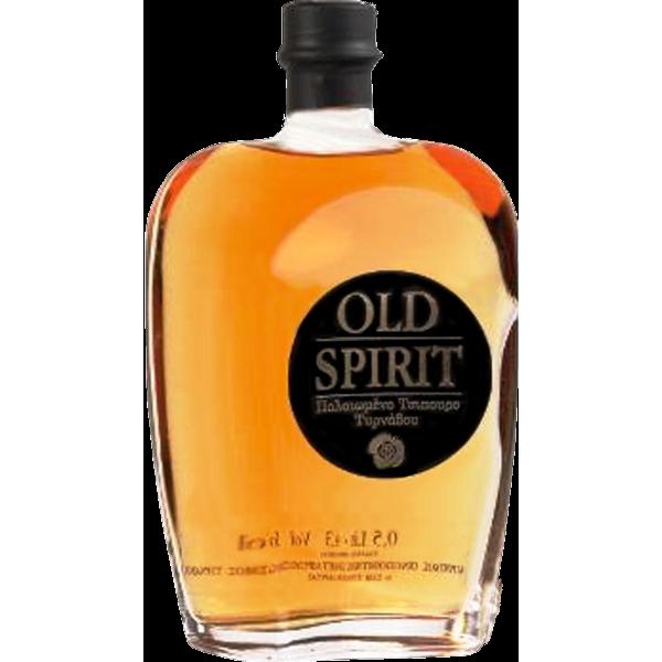 Παλαιωμένο Τσίπουρο Τυρνάβου Old Spirit