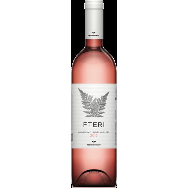 Troupis Fteri Rosé 2019