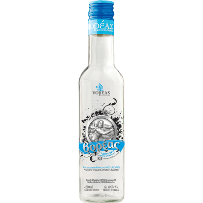 Tsipouro Voreas without anise