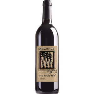 Syros Winery Fabrica Red 2018
