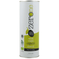 Zero One Organic Olive Oil Green 500ml
