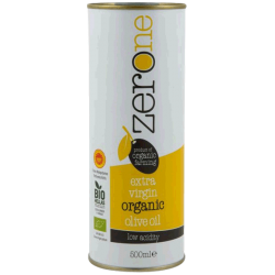 Zero One Organic Olive Oil Yellow 500ml