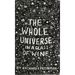 The Whole Universe In A Glass Of Wine!