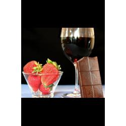 Γλυκό παραλήρημα με ξηρό κρασί