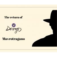 The return of Mavrotragano from Dougos Winery!