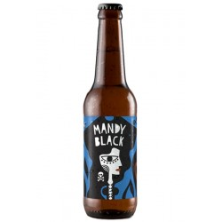 Strange Brew Mandy Black Export Stout
