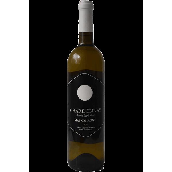 Μαρκόγιαννη Chardonnay 2019