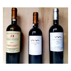 Three extraordinary wines from Santorini and Nemea, by Gaia Estate