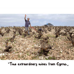 Δύο εκπληκτικά κρασιά από την Κύπρο, από τα οινοποιεία Κυπερούντα και Βουνί Παναγιά!
